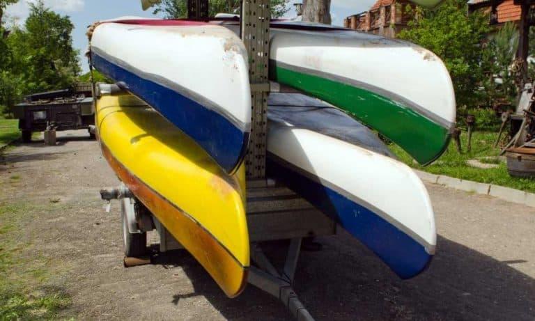 Choose a Kayak Trailer