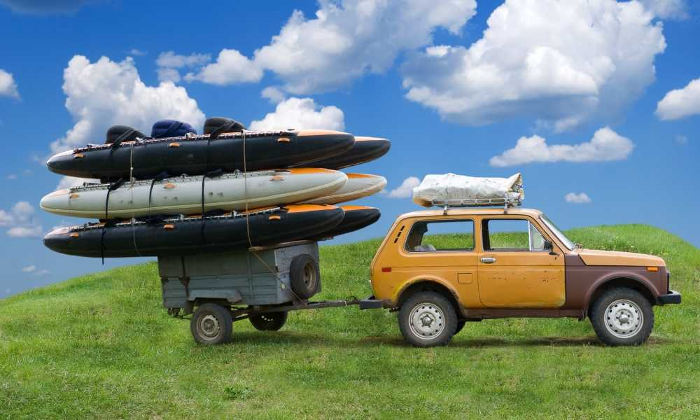 How to Transport a Kayak on a Small Car